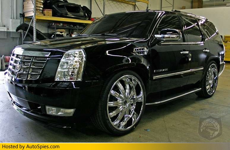 Travis Barker S 07 Escalade