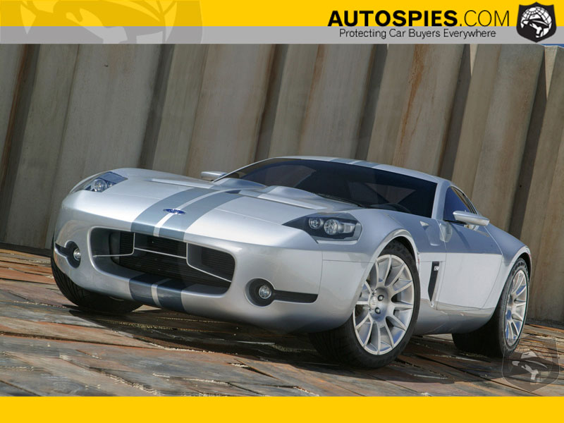 hot  ford shelby gr  concept autospies auto news