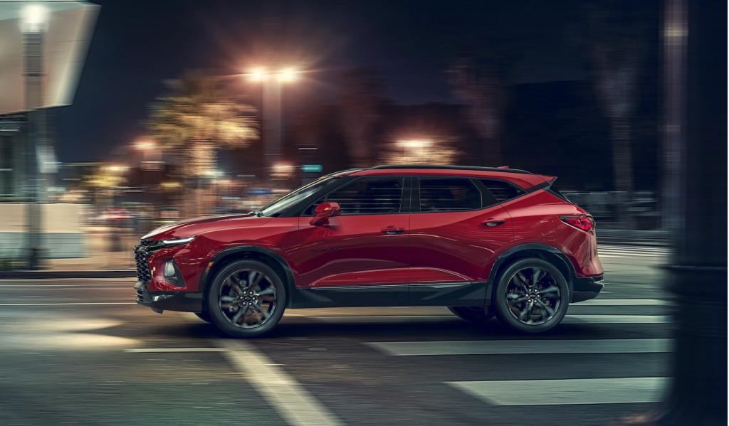 Blazer 2015 Chevrolet >> OFFICIAL REVEAL! 2019 Chevrolet Blazer Makes Its Return. But Won't Fight Bronco. - AutoSpies ...