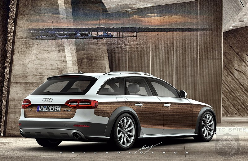 If Audi Did Something Like THIS To Their Avant's Or SUV's Would YOU Buy It?