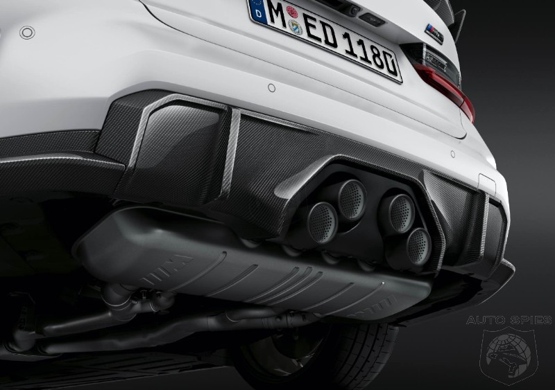 CALLING ED HARDY! Do These BMW Performance Parts For The 2021 BMW M3 And M4 SAVE IT Or DESTROY IT?