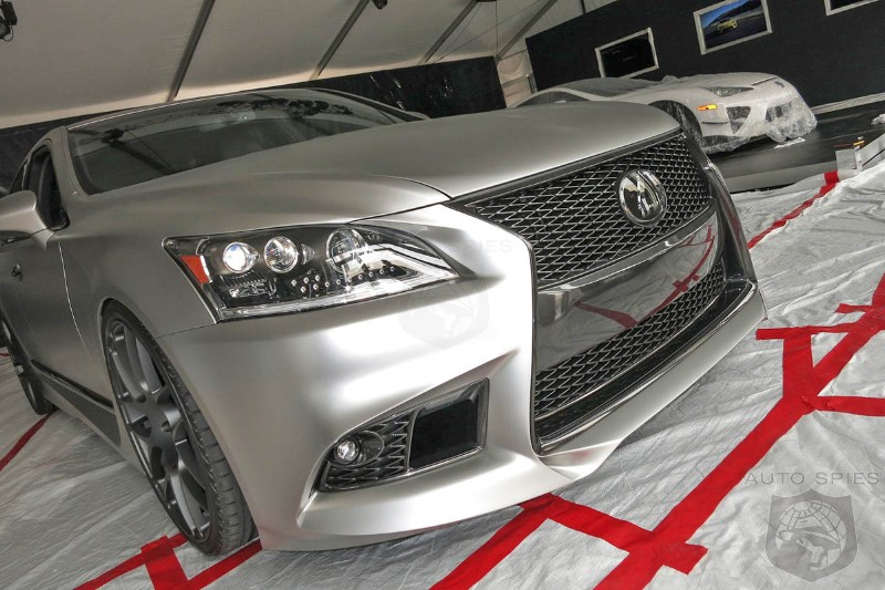 SEMA SHOW EXCLUSIVE! MASS Photo Leak From Show Floor Reveals Lexus, Hyundai And Just About EVERYTHING There That Matters!