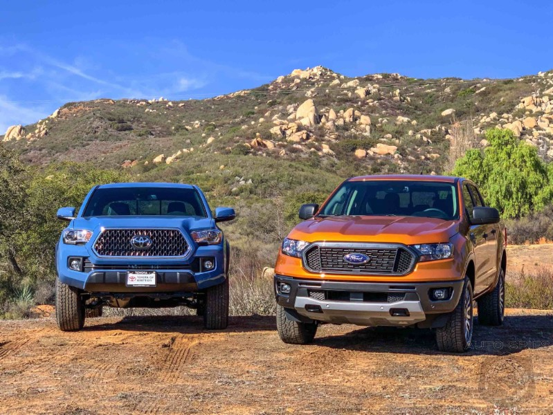 CAR WARS! Ford Ranger Review By A Former Toyota Tacoma Owner
