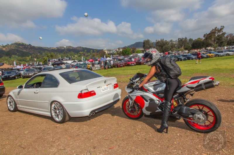 BREAKING! Spies Give The ULTIMATE BMW Event The ULTIMATE Photos And Coverage!