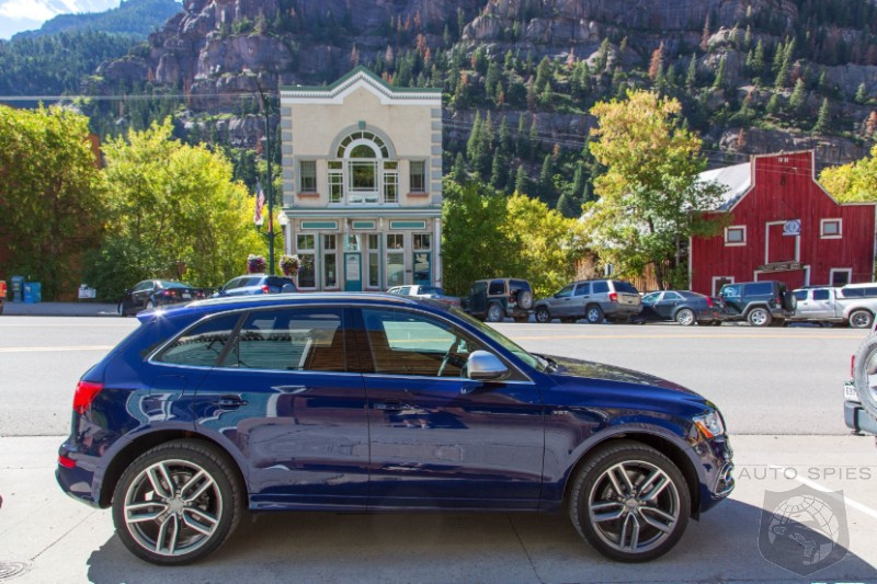 Video Review 2014 Audi Sq5 Review New King Of Small