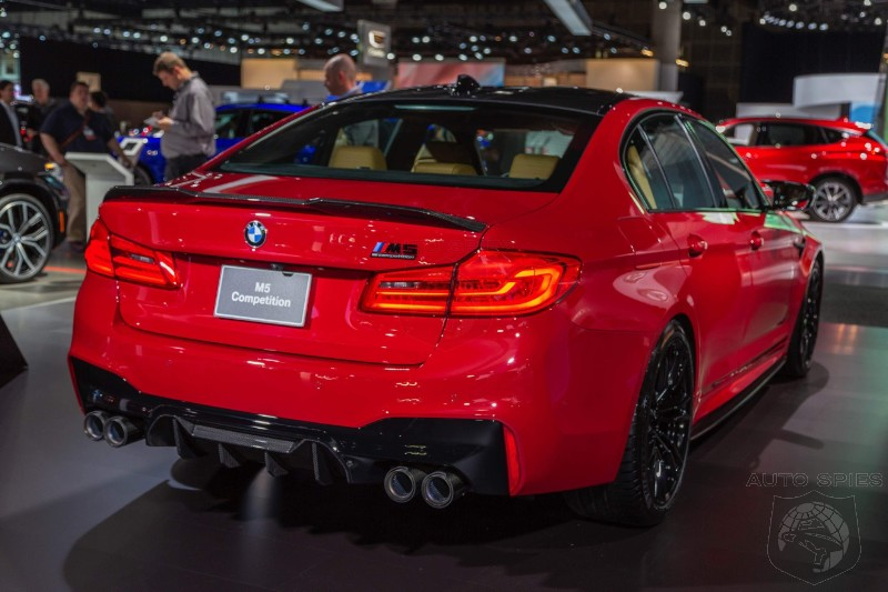 WHAT Is The Customer That Used To RELIGIOUSLY Buy The BMW M Car Driving These Days INSTEAD?