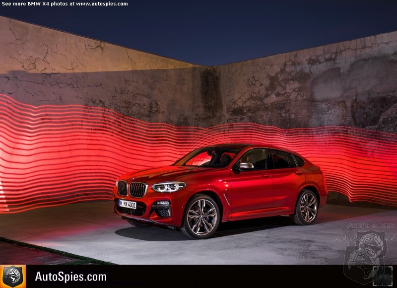 REVIEW: STUD or DUD? BMW X4 M40i. A KEEPER? Or Just Good For A FLING?