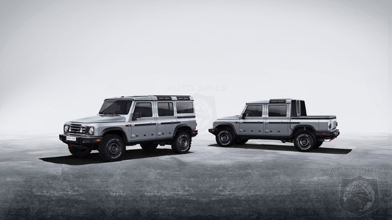 Ineos Grenadier: Did The REAL New Defender Just Get Released? But Just NOT From Land Rover.