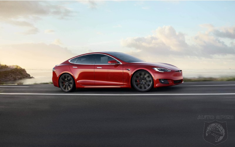 WHY Is The EIGHT-YEAR-OLD Tesla Model S STILL Better Than Any Of Its Competition?