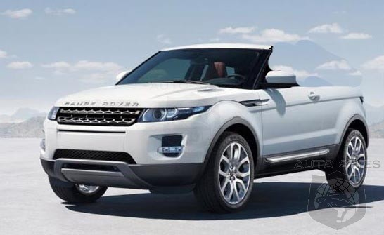holy cross cabriolet deja vu will the victoria beckham range rover evoque be a convertible. Black Bedroom Furniture Sets. Home Design Ideas