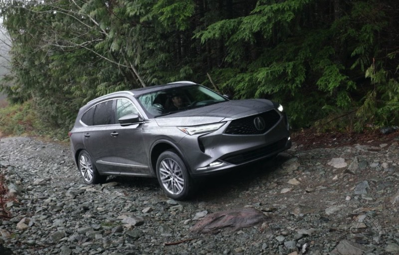 VIDEO REVIEW: 2022 Acura MDX SH-AWD. Nice Ride But PROVE WHY It's Worth 12k MORE Than A Hyundai Palisade. BET You Can't!