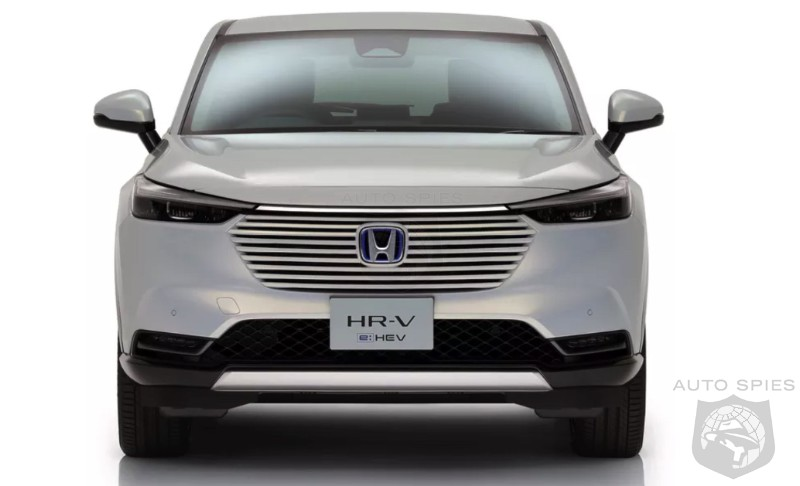 Could This New, Upscale Honda HRV Have A Lexus Badge On It And No One Would Know The Difference?