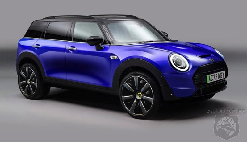 New And Updated MINI's Are On The Way. HINT: One Is BIGGER. Is It TOO LITTLE, TOO LATE?