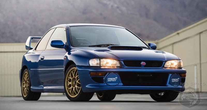 Filed Under WTF? SUBARU Sells For Mind Blowing $312k. For REELZ? It's 100% NOT A Misprint.