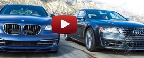 TESTED-Who Wins The Battle Between The BMW Alpina B7 And Audi S8?