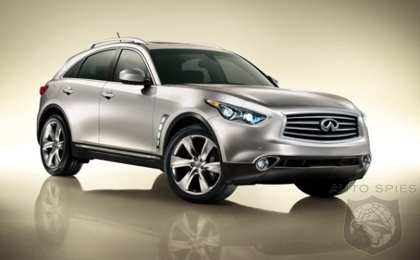 Detroit News Review Says Infiniti FX Sheds It's Ugly Duckling Look. Do You Agree?