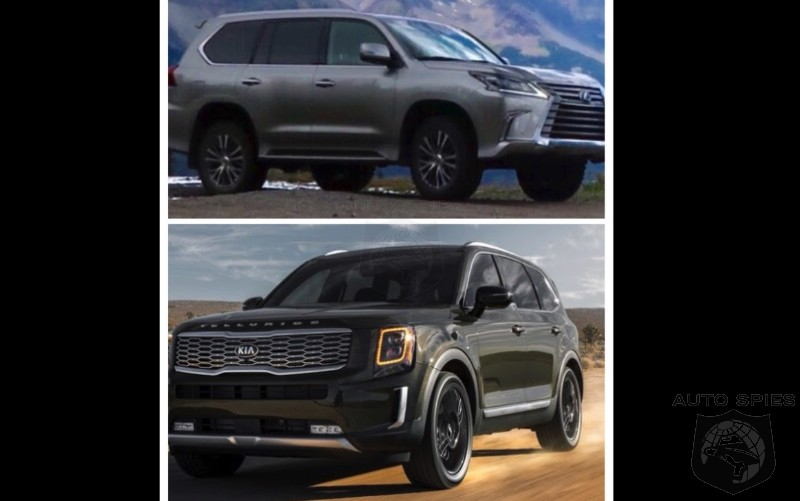 Here's What The Theme Of The KIA Telluride Super Bowl Ad Would Have Been If WE Were Hired To Do It
