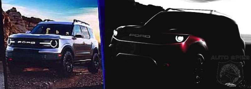 WORLD EXCLUSIVE! Hot Rumors BREAK On 2021 Ford Bronco And Other Upcoming Ford Models!