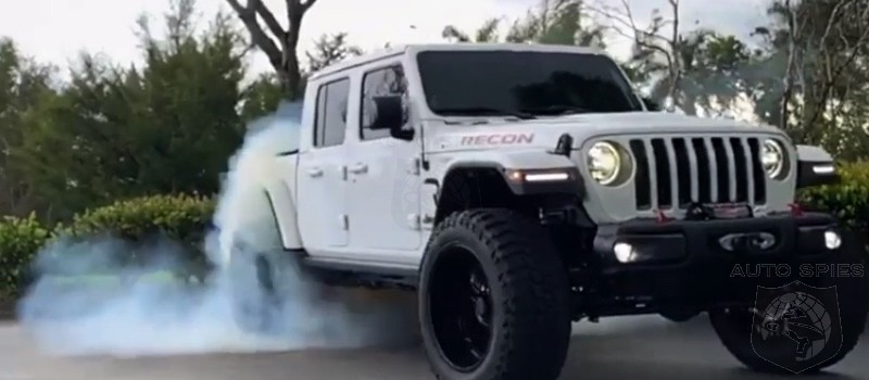 AWESOME OR AWFUL? Hellcat Meets Jeep. Gladiator Goes To HELL And Makes A Deal With The DEVIL.