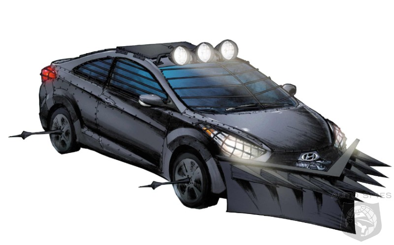 COMIC-CON 2012- Hyundai To Host Cool 'Walking Dead' Black Tie Event On Friday The 13th