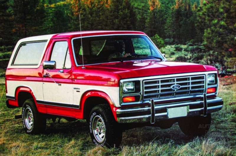 Does The 1980-'86 Ford Bronco Bring Back SWEET DREAMS To You Or Terrifying NIGHTMARES?