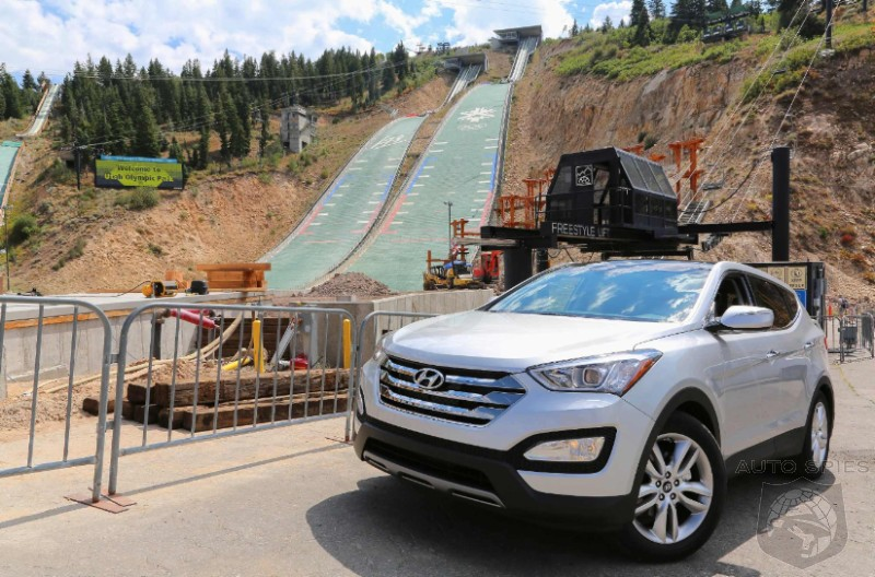 FIRST REVIEW: Hyundai Continues Product Blitz With All New Santa Fe. Another Headache For Toyota And Honda?