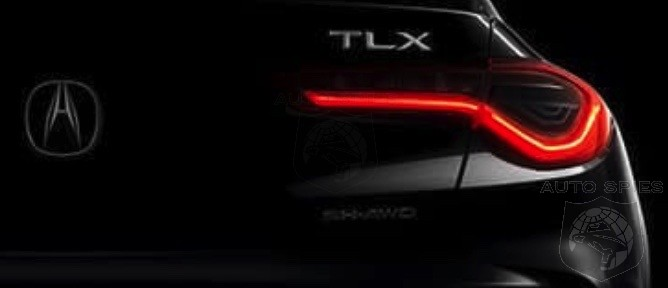 Next Generation Acura TLX Coming on May 28th. Japanese Guilia?