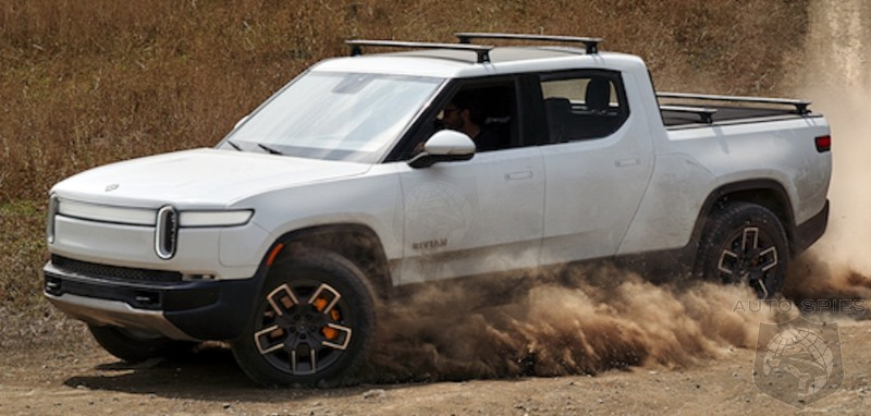 Rivian Pickup VS. Tesla Cybertruck. HONESTLY, Is ANYONE REALLY Going Choose The LAME looking One?