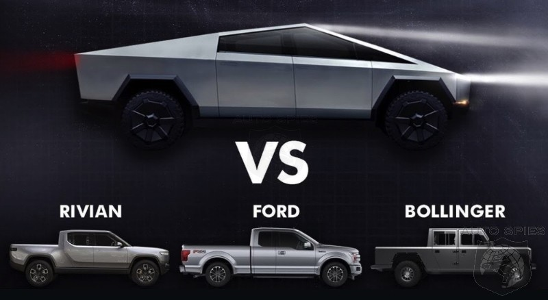 Will The Tesla CyberTruck Competitors Face The Same Mediocre Results As The Failed German EV's In The USA?