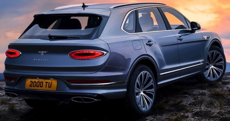 Give Us THREE Reasons To Buy A Refreshed 2021 Bentley Bentayga Instead Of The New Genesis GV80?