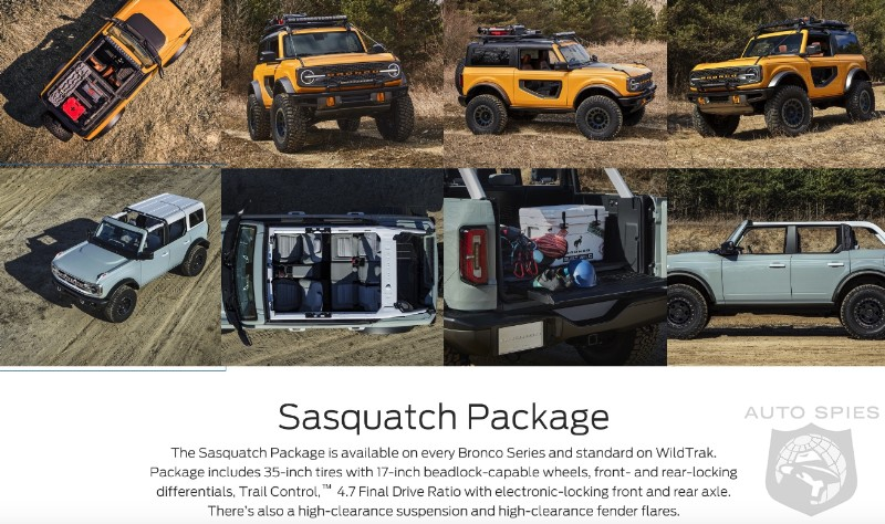 PICK YOUR COLORS! Which One Is YOUR Choice For The 2021 Ford Bronco? And Are You Going TWO Or FOUR Doors? And SASQUATCH?