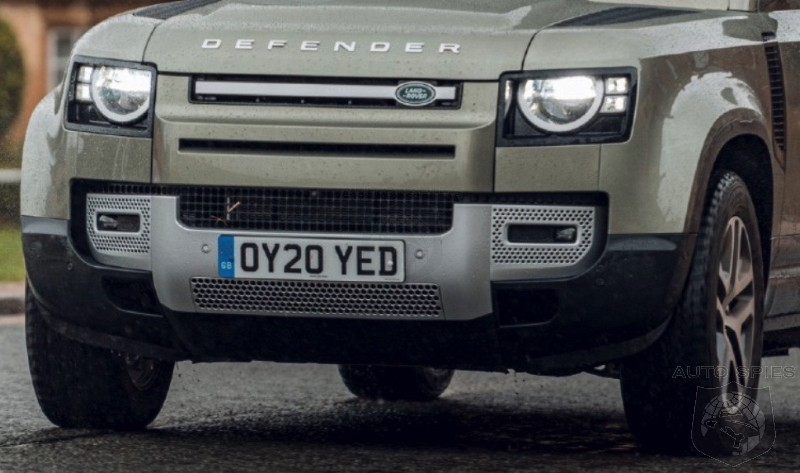 Do YOU Agree With This Sunday Times Fanboy Review That The New Defender Has The ESSENCE Of The Original? Or Is It Discovery 2.0?