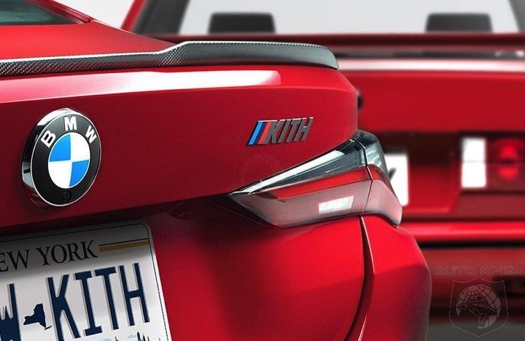 AWESOME Or AWFUL? Is THIS The KITH Of DEATH For BMW M3 And M4 Design?