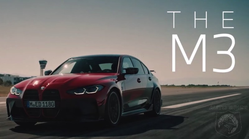VIDEO: New BMW M3 TARTED UP With Performance Part Upgrades. Does THIS Change Your Tune About Its Design?