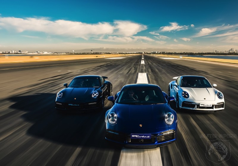Would YOU Rather Experience A Porsche On A Track OR Get To BLOW IT OUT On An Airport Runway? Here's The OUTCOME.