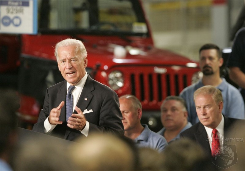 At Last Night's Presidential Debate Joe Biden Said HE Brought Back The Auto Industry. What's YOUR Reaction To That Claim?
