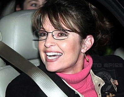 Sarah Palin Opens A Can Of Alaskan Whoop-Ass On Obama And Democrats-But What Does She Drive?