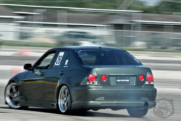 Forget The Skyline: The IS300 Is Now The Drift King - AutoSpies Auto