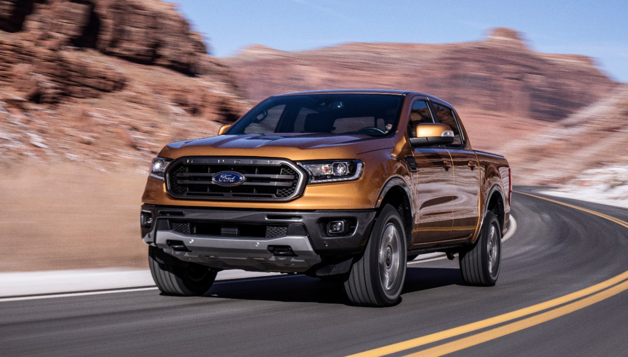 Ranger rides again: Ford introduces 2019 Ranger in Detroit
