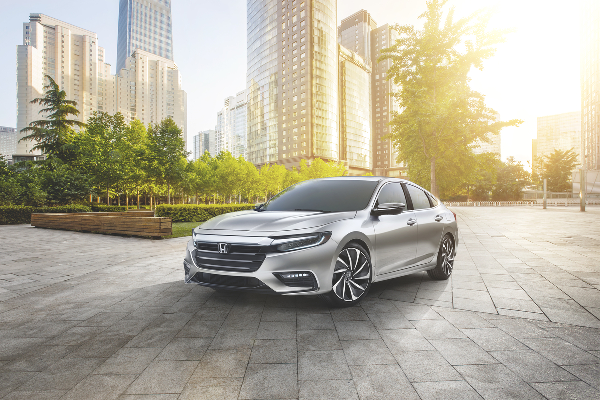 The New 2019 Honda Insight Signals We Are Entering A Era Of Electrification With Generation Products That Offer Customers Benefits