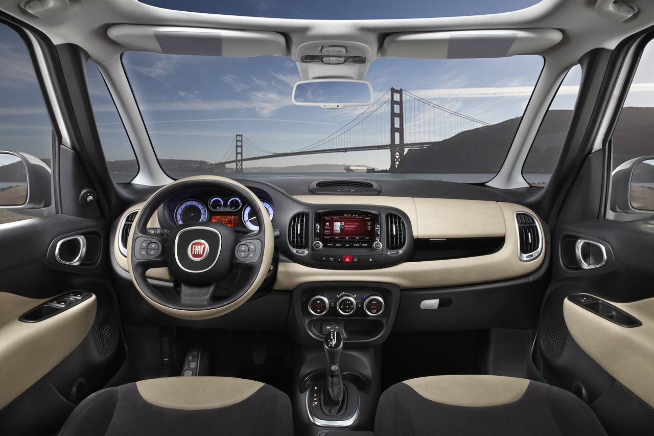 LA AUTO SHOW: Fiat Continues To Pressure Mini By Introducing The ...