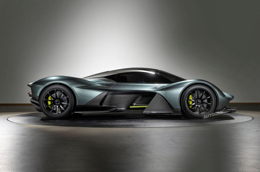 As Fast As A F1 Race Car Insane Aston Martin Redbull Am Rb 001