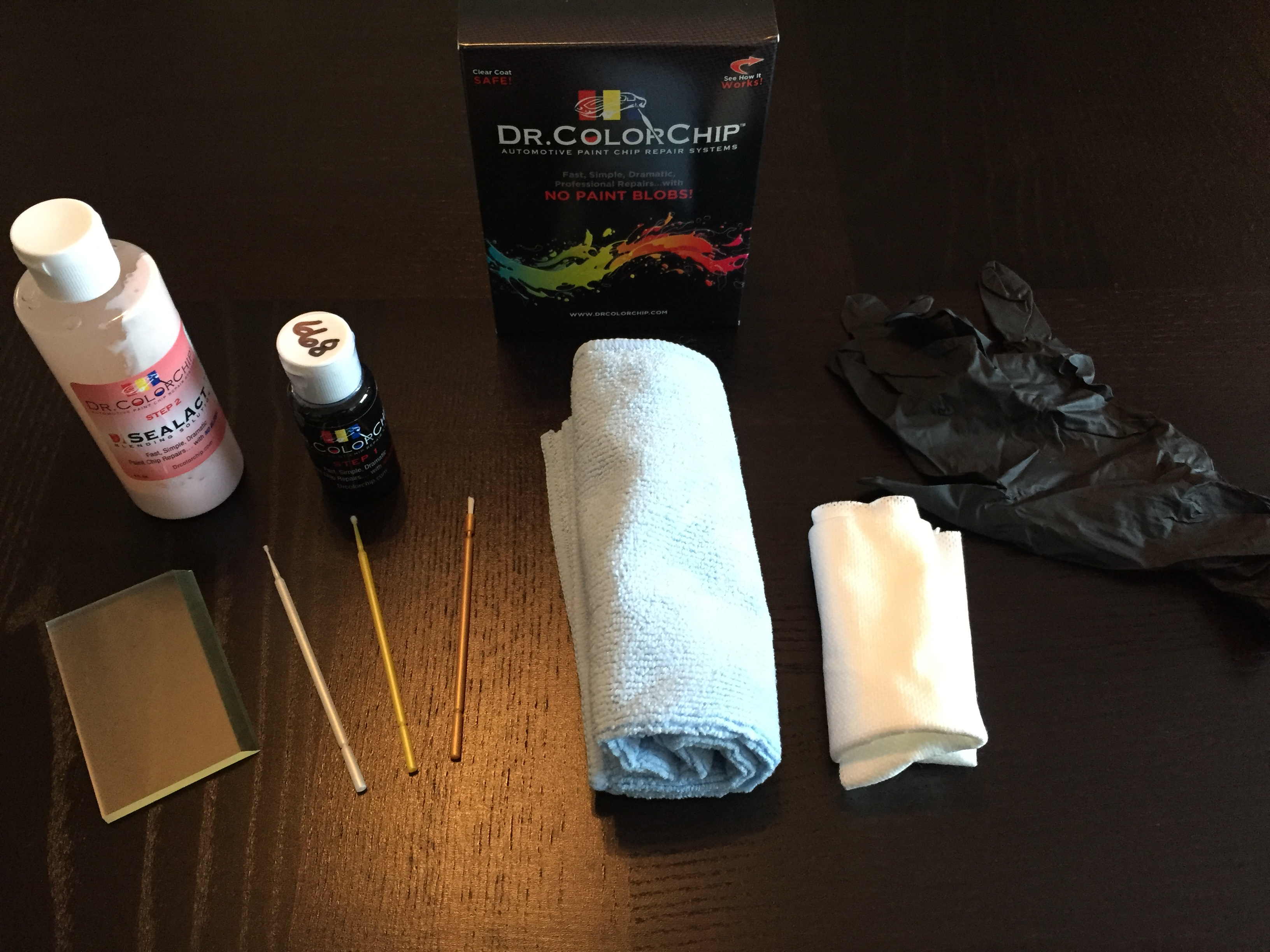 Impromptu Product Review: Dr  Color Chip - Is It Really That Easy To