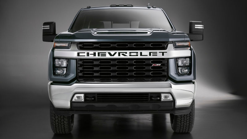 Chevrolet Silverado Heavy Duty is ready to get to work