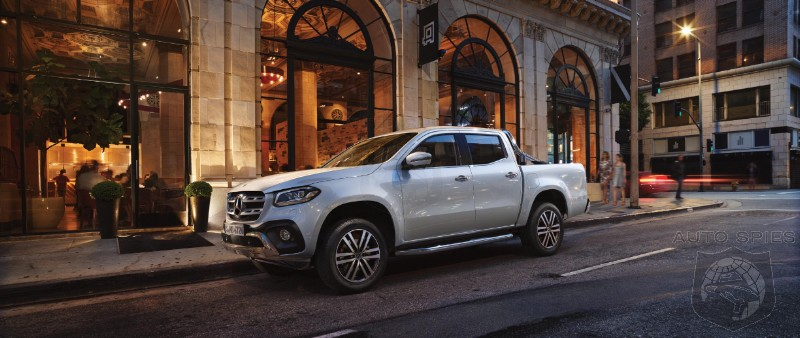 Mercedes Wants Pickups To Be As Successful As SUVs