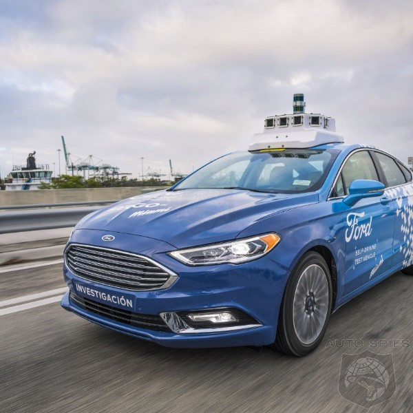 Ford Finds Self-Driving It Not As Easy As It Thought - Scales Back Expectations