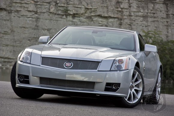 Cadillac Considering A New Xlr Sports Car Autospies Auto