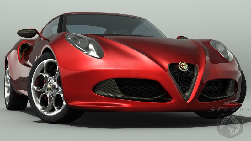 Alfa Romeo 4C To Arrive On US Soil By The End Of The Year