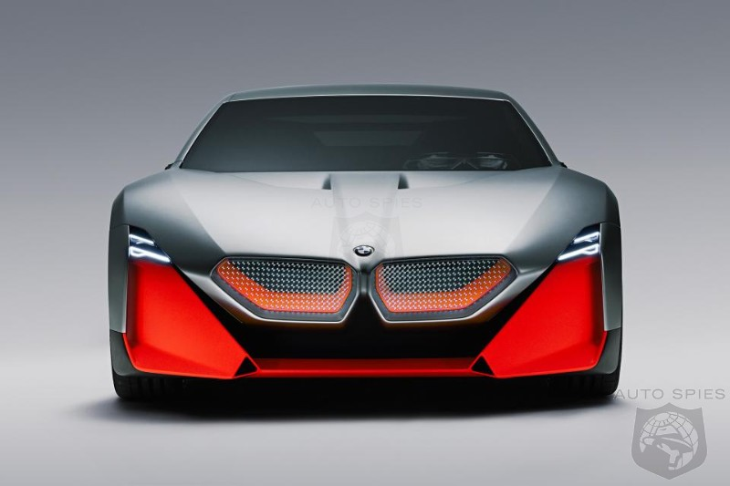 BMW Admits To A New Halo Car But Won't Tell Us What It Is