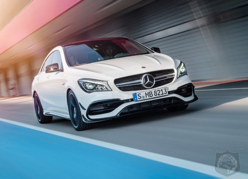 Mercedes Confirms A-Class To Be Sold Alongside CLA - Who Wins In That Scenario?